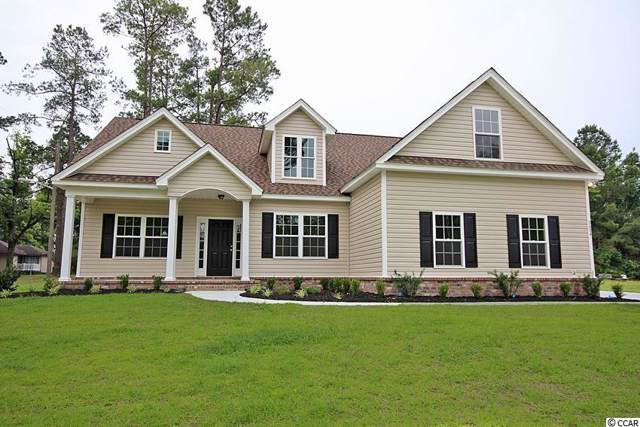Lot 3 Willow Springs Rd., Conway, SC 29527 (MLS #2000982) :: The Lachicotte Company