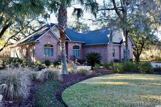 8 Oatland Lake Rd., Pawleys Island, SC 29585 (MLS #2000990) :: The Greg Sisson Team with RE/MAX First Choice