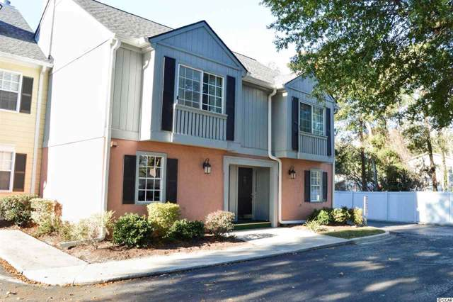 501 44th Ave. N A-11, Myrtle Beach, SC 29577 (MLS #2000996) :: Armand R Roux | Real Estate Buy The Coast LLC