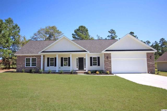 Lot 4 Willow Springs Rd., Conway, SC 29527 (MLS #2000997) :: The Lachicotte Company