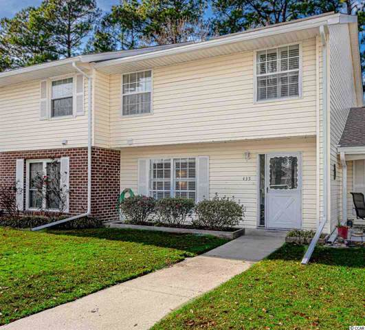 435 Old South Circle #435, Murrells Inlet, SC 29576 (MLS #2001000) :: The Greg Sisson Team with RE/MAX First Choice