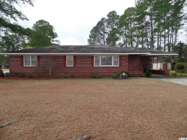 310 Julian Ln., Dillon, SC 29536 (MLS #2001041) :: The Lachicotte Company