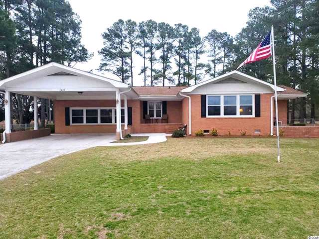 5622 Old Mullins Hwy., Nichols, SC 29581 (MLS #2001046) :: The Lachicotte Company