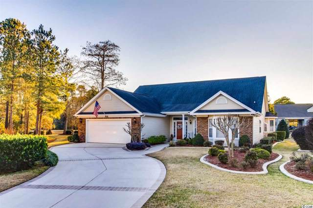1214 Loblolly Ln., Conway, SC 29526 (MLS #2001049) :: The Trembley Group | Keller Williams