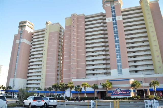 2701 S Ocean Blvd. S #1703, North Myrtle Beach, SC 29582 (MLS #2001052) :: The Trembley Group | Keller Williams