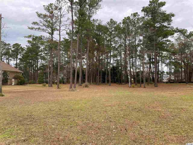 635 Crow Creek Dr., Calabash, NC 28467 (MLS #2001053) :: James W. Smith Real Estate Co.