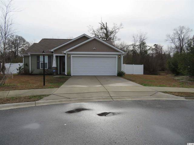 1485 Leatherman Rd., Conway, SC 29527 (MLS #2001055) :: Right Find Homes