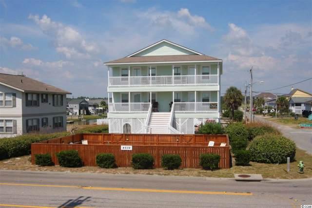 4609 N Ocean Blvd., North Myrtle Beach, SC 29582 (MLS #2001056) :: James W. Smith Real Estate Co.