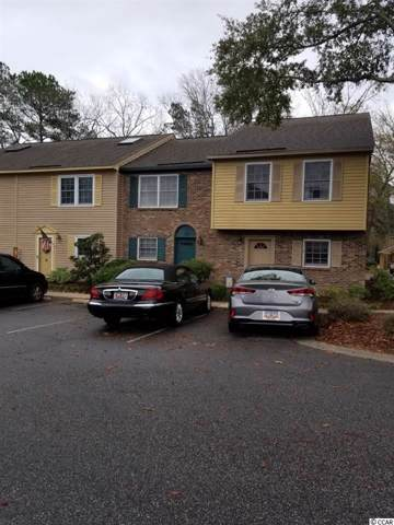 830 44th Ave. N X-5, Myrtle Beach, SC 29577 (MLS #2001067) :: Leonard, Call at Kingston