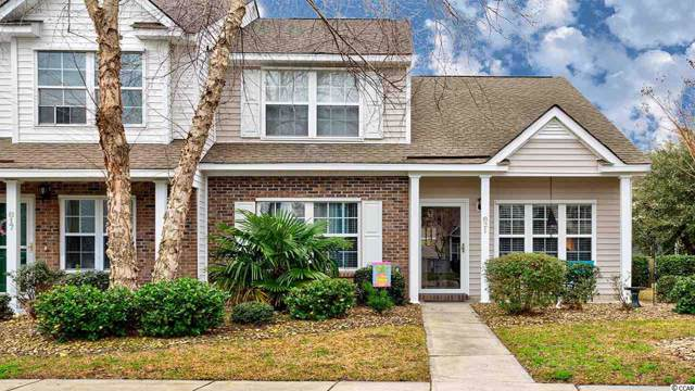 821 Sheridan Rd. #821, Myrtle Beach, SC 29579 (MLS #2001083) :: Right Find Homes