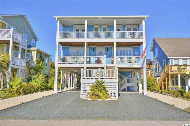 1084 W Ocean Blvd., Holden Beach, NC 28462 (MLS #2001085) :: James W. Smith Real Estate Co.