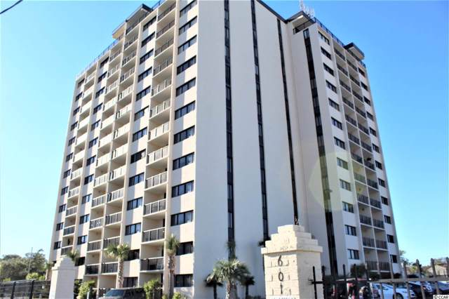 601 Mitchell Dr. #1501, Myrtle Beach, SC 29577 (MLS #2001086) :: The Lachicotte Company