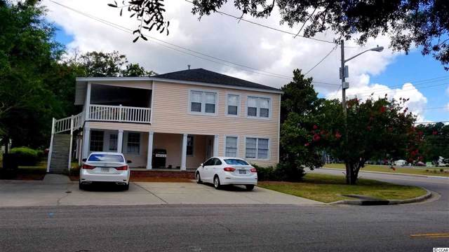 521 30th Ave. N, Myrtle Beach, SC 29577 (MLS #2001105) :: The Litchfield Company