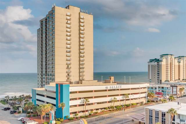1605 S Ocean Blvd. #2109, Myrtle Beach, SC 29577 (MLS #2001106) :: The Hoffman Group