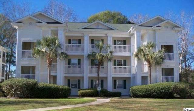 541 White River Dr. 16-I, Myrtle Beach, SC 29579 (MLS #2001109) :: The Litchfield Company