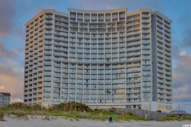 158 Seawatch Dr. #1603, Myrtle Beach, SC 29572 (MLS #2001120) :: The Greg Sisson Team with RE/MAX First Choice