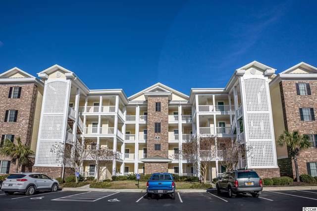 4891 Luster Leaf Circle #301, Myrtle Beach, SC 29577 (MLS #2001129) :: SC Beach Real Estate