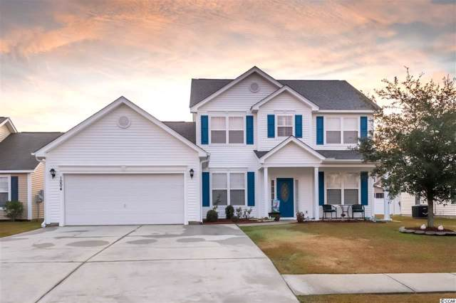 1004 Hazelnut Ridge Rd., Myrtle Beach, SC 29588 (MLS #2001150) :: Right Find Homes