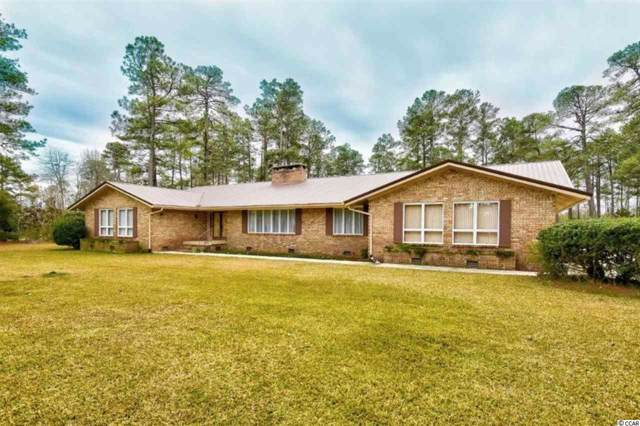 490 Fox Bay Rd., Loris, SC 29569 (MLS #2001151) :: The Litchfield Company