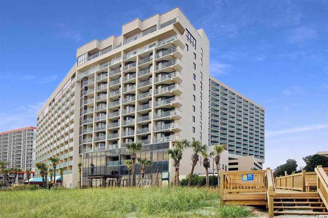 205 74th Ave. N #1403, Myrtle Beach, SC 29572 (MLS #2001169) :: The Greg Sisson Team with RE/MAX First Choice