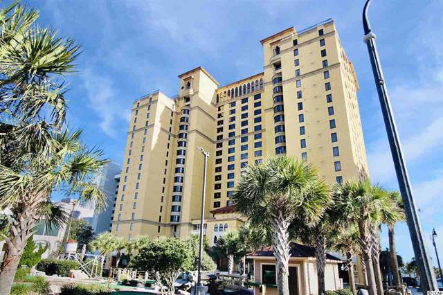 2600 N Ocean Blvd. #1805, Myrtle Beach, SC 29577 (MLS #2001185) :: The Greg Sisson Team with RE/MAX First Choice