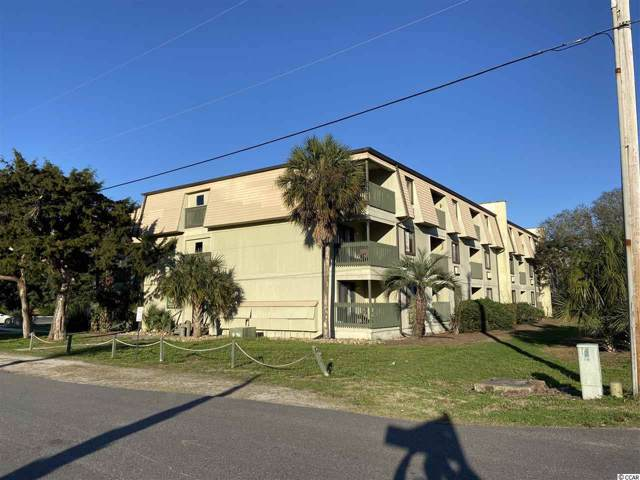 405 21st Ave. S Unit 3E, North Myrtle Beach, SC 29582 (MLS #2001186) :: The Litchfield Company