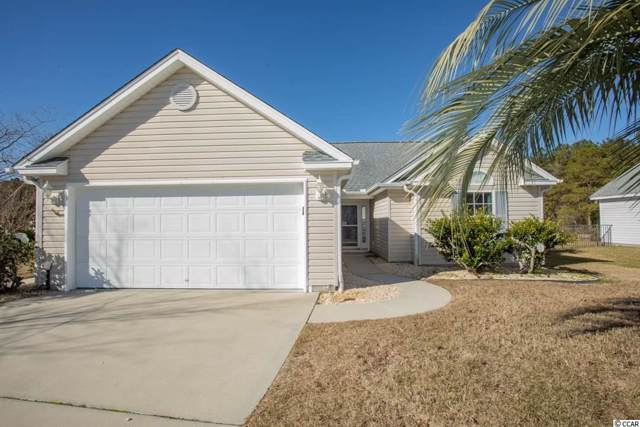 613 Piper Ct., Myrtle Beach, SC 29588 (MLS #2001189) :: The Litchfield Company