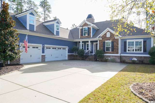 628 Whispering Pines Ct., Murrells Inlet, SC 29576 (MLS #2001190) :: The Litchfield Company