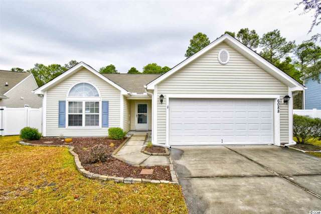 6088 Pantherwood Dr., Myrtle Beach, SC 29579 (MLS #2001197) :: The Trembley Group | Keller Williams