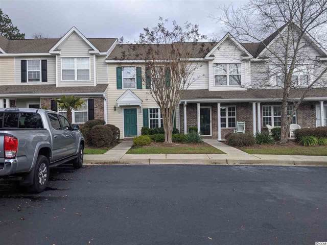 1085 Pinnacle Ln. #1085, Myrtle Beach, SC 29577 (MLS #2001205) :: The Hoffman Group