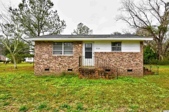 10264 Powell Rd., Georgetown, SC 29440 (MLS #2001219) :: Garden City Realty, Inc.