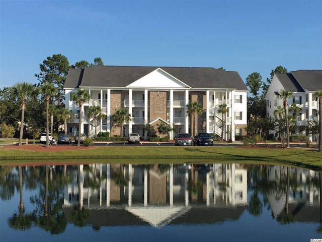 136 Birch N Coppice Dr. #10, Surfside Beach, SC 29575 (MLS #2001230) :: The Litchfield Company