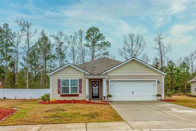 1013 Mccall Loop, Conway, SC 29526 (MLS #2001252) :: Jerry Pinkas Real Estate Experts, Inc