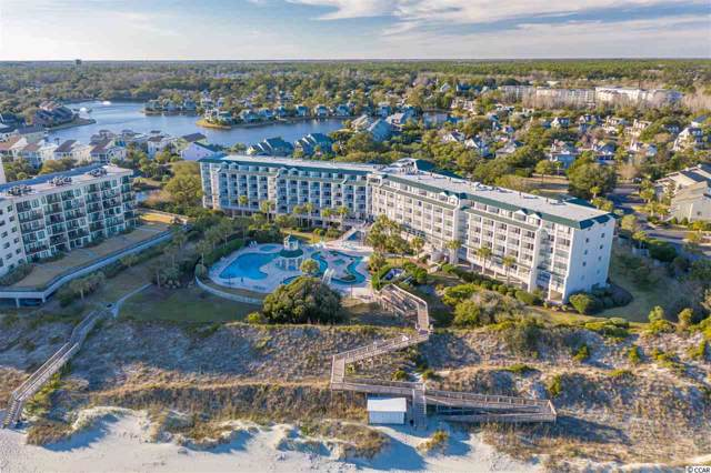 601 Retreat Beach Circle #205, Pawleys Island, SC 29585 (MLS #2001269) :: The Litchfield Company