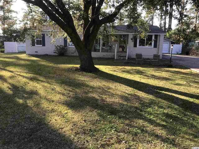 3300 Wall Ln., Conway, SC 29527 (MLS #2001300) :: Jerry Pinkas Real Estate Experts, Inc