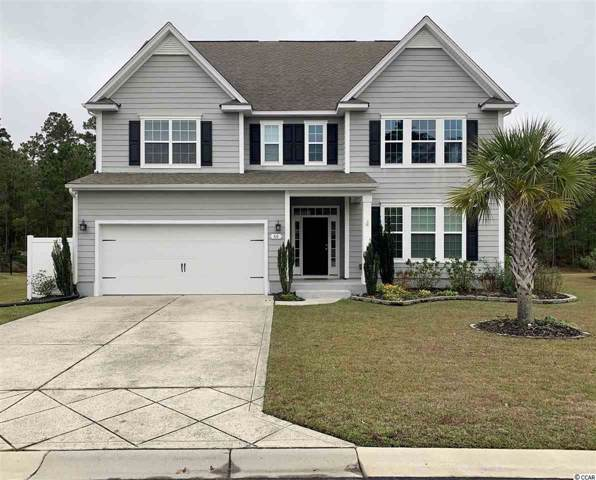 60 Summerlight Dr., Murrells Inlet, SC 29576 (MLS #2001311) :: The Litchfield Company