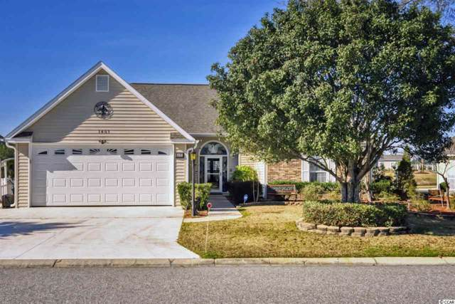 1481 Southwood Dr., Surfside Beach, SC 29575 (MLS #2001313) :: Leonard, Call at Kingston