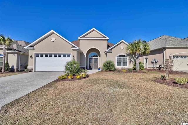 5504 Via Verde Dr., North Myrtle Beach, SC 29582 (MLS #2001324) :: The Litchfield Company