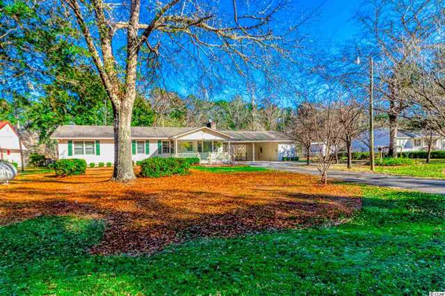 1610 Caines Landing Rd., Conway, SC 29526 (MLS #2001328) :: Grand Strand Homes & Land Realty