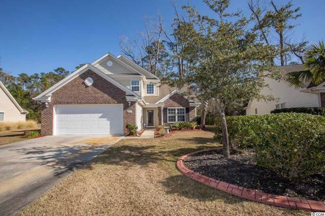 827 Riverward Dr., Myrtle Beach, SC 29588 (MLS #2001329) :: Grand Strand Homes & Land Realty