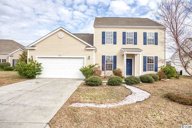 3204 Fieldstone St., Myrtle Beach, SC 29579 (MLS #2001332) :: Grand Strand Homes & Land Realty