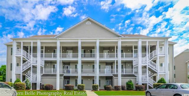 5852 Longwood Dr. #301, Murrells Inlet, SC 29576 (MLS #2001337) :: The Litchfield Company