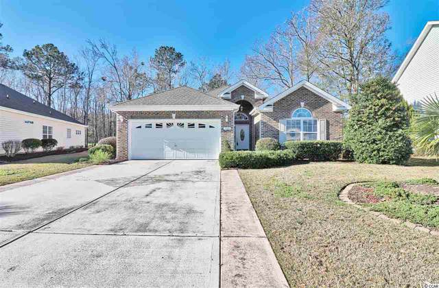 548 Hammer Beck Dr., Myrtle Beach, SC 29579 (MLS #2001339) :: The Litchfield Company