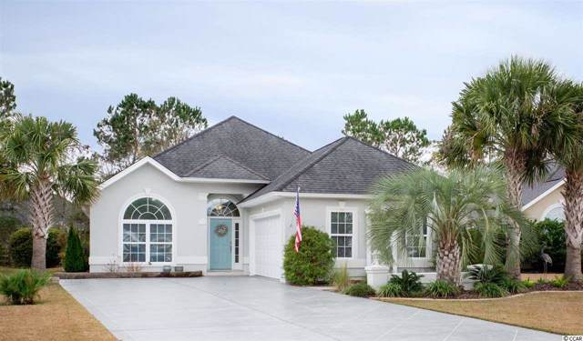 124 Keyes Circle, Murrells Inlet, SC 29576 (MLS #2001348) :: The Trembley Group | Keller Williams