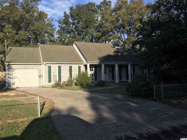 741 Parkersville Rd., Pawleys Island, SC 29585 (MLS #2001352) :: The Litchfield Company