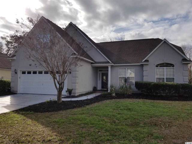 14 Opera Ct., Pawleys Island, SC 29585 (MLS #2001353) :: Welcome Home Realty