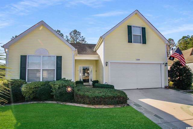 5009 Cobblers Ct., Myrtle Beach, SC 29579 (MLS #2001356) :: The Greg Sisson Team with RE/MAX First Choice