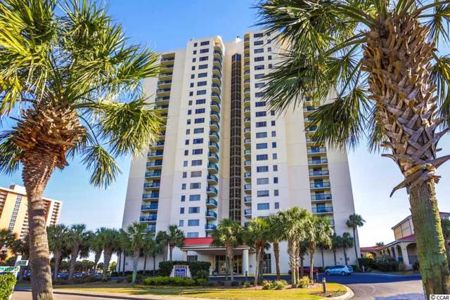 8560 Queensway Blvd. #1702, Myrtle Beach, SC 29572 (MLS #2001367) :: Leonard, Call at Kingston