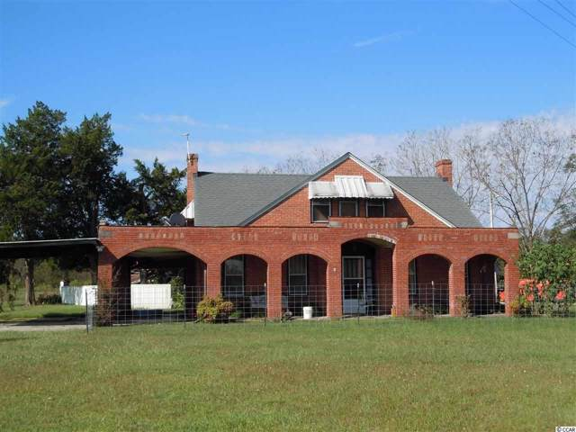 4112 Reynolds Rd., Tabor City, NC 28463 (MLS #2001368) :: The Lachicotte Company