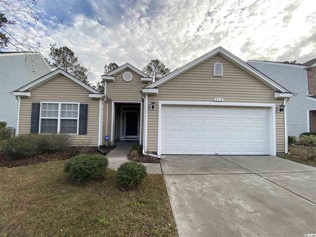 4315 Red Rooster Ln., Myrtle Beach, SC 29577 (MLS #2001397) :: Right Find Homes